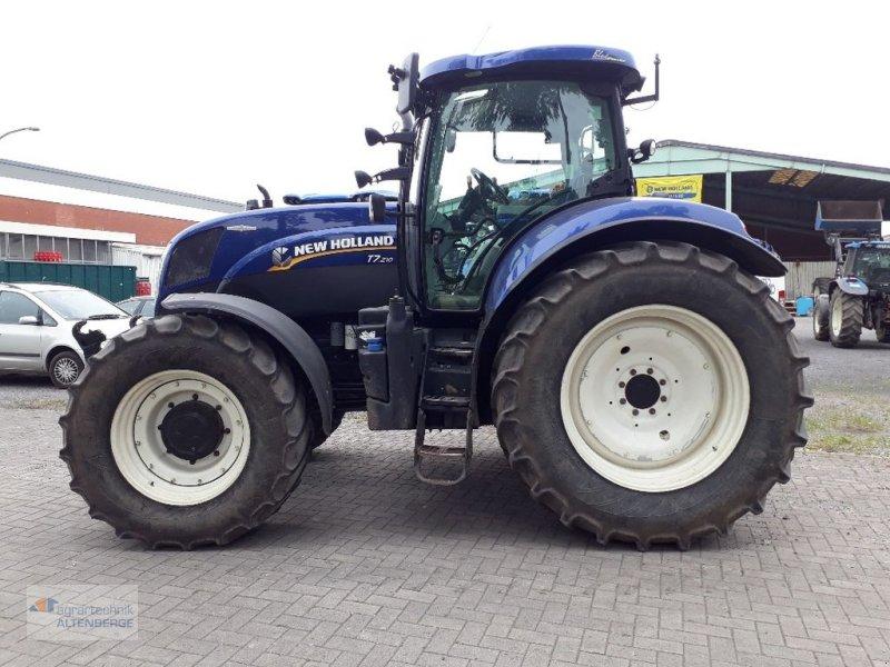 Traktor des Typs New Holland T7.210 AutoCommand, Gebrauchtmaschine in Altenberge (Bild 1)