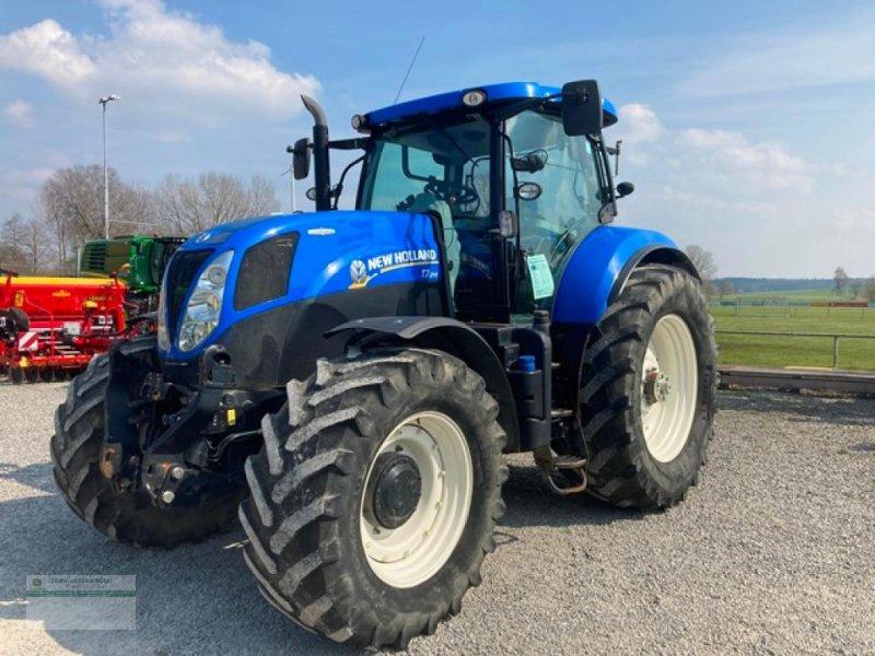 Traktor des Typs New Holland T7.210 AutoCommand, Gebrauchtmaschine in Kanzach (Bild 1)