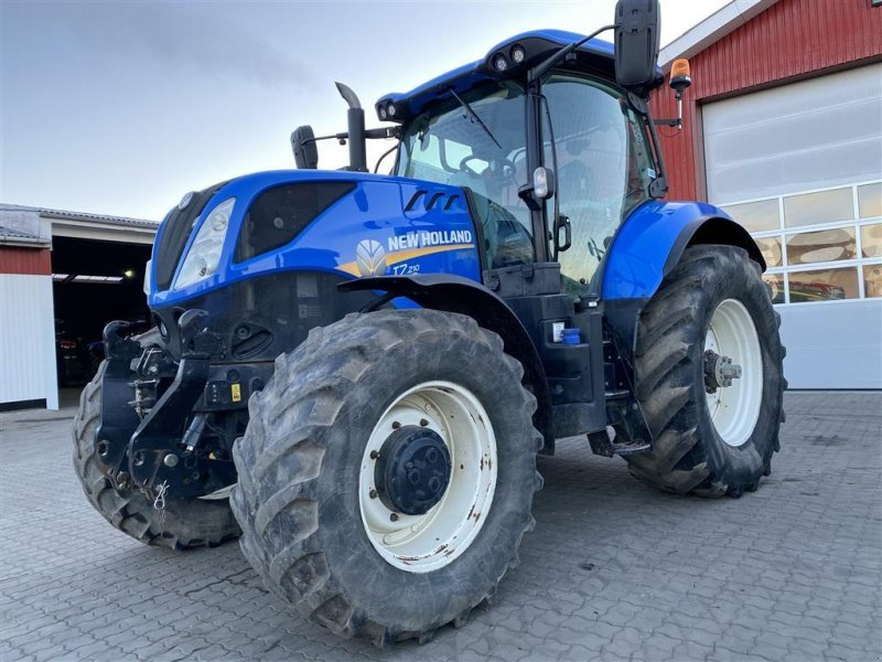 Traktor типа New Holland T7.210 KLAR TIL GPS OG DK FRA NY!, Gebrauchtmaschine в Aalestrup (Фотография 1)