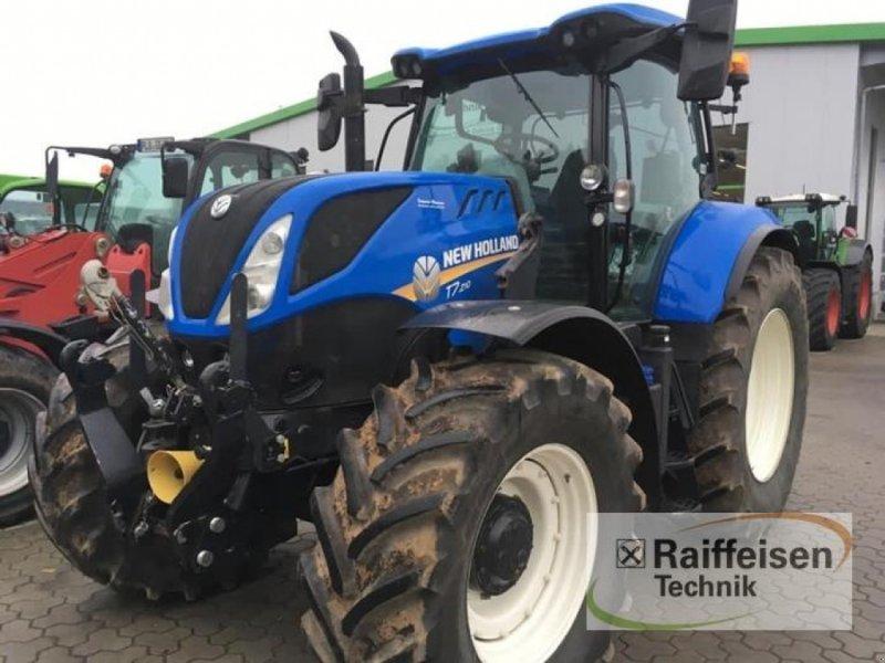 Traktor des Typs New Holland T7.210 PowerCommand, Gebrauchtmaschine in Preetz (Bild 1)