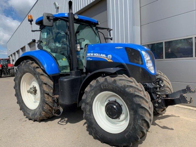 Traktor typu New Holland T7.210, Gebrauchtmaschine w ROYE (Zdjęcie 1)