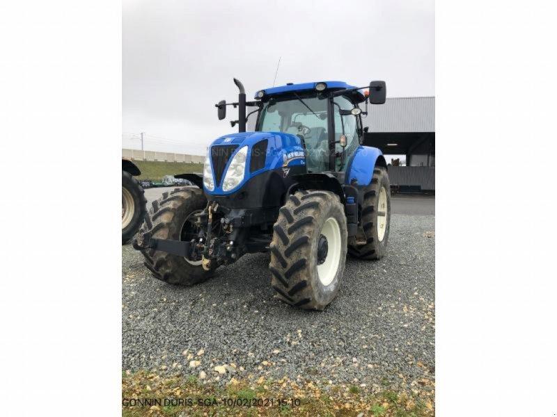 Traktor des Typs New Holland T7.210, Gebrauchtmaschine in SAUZE VAUSSAIS (Bild 1)