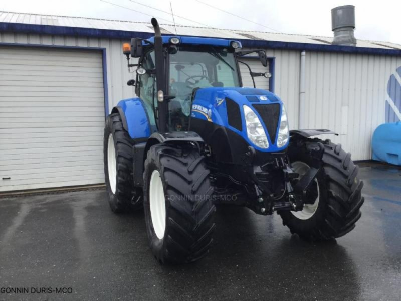 Traktor typu New Holland T7.210, Gebrauchtmaschine w RIVARENNES (Zdjęcie 1)