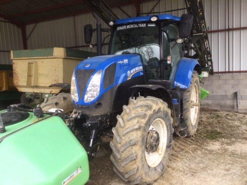 Traktor des Typs New Holland T7.210, Gebrauchtmaschine in Montauban (Bild 1)
