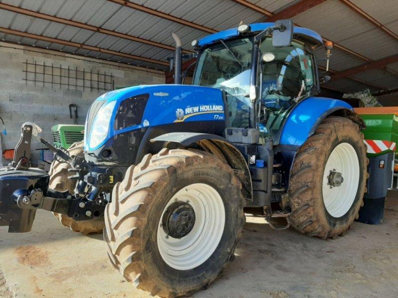 Traktor tip New Holland T7.210, Gebrauchtmaschine in CHAUMONT (Poză 1)