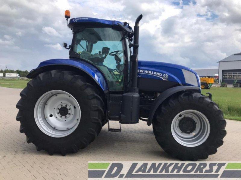 Traktor des Typs New Holland T7.210, Gebrauchtmaschine in Emsbüren (Bild 5)