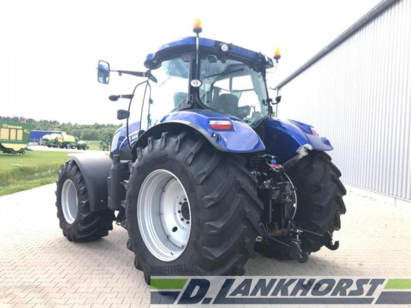 Traktor des Typs New Holland T7.210, Gebrauchtmaschine in Emsbüren (Bild 4)