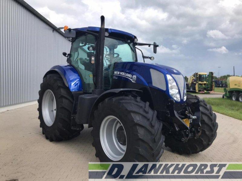 Traktor des Typs New Holland T7.210, Gebrauchtmaschine in Emsbüren (Bild 1)