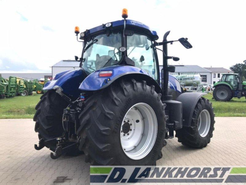 Traktor des Typs New Holland T7.210, Gebrauchtmaschine in Emsbüren (Bild 3)