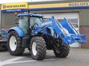 Traktor типа New Holland T7.210AC, Gebrauchtmaschine в BENNEKOM