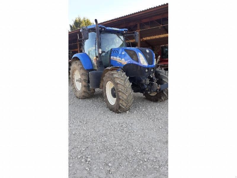 Traktor a típus New Holland T7.210RC, Gebrauchtmaschine ekkor: Bray En Val (Kép 1)