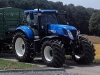 Traktor des Typs New Holland T7.220 in Arnstein