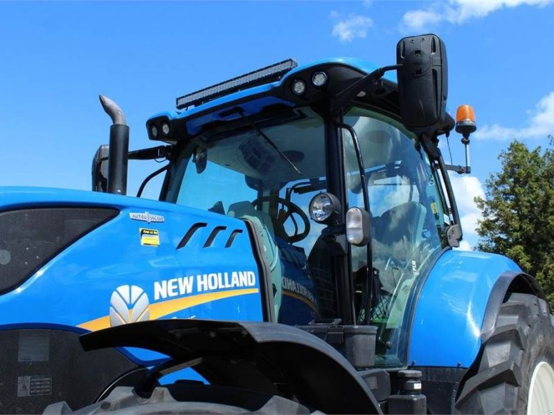 Traktor типа New Holland T7.225 AC, Gebrauchtmaschine в Bant (Фотография 1)