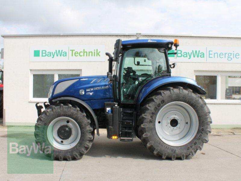 Traktor des Typs New Holland T7.225 AC, Gebrauchtmaschine in Straubing (Bild 1)