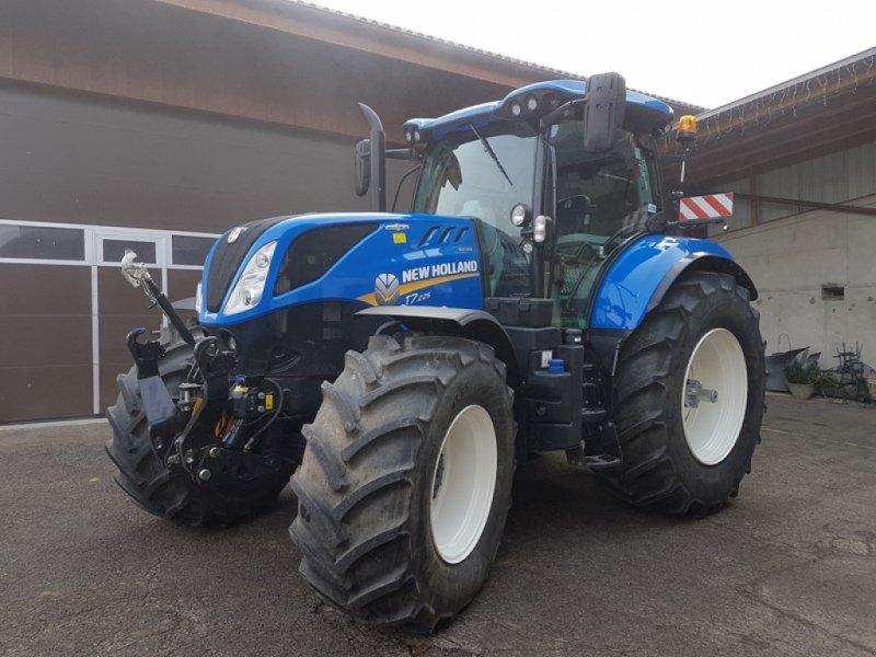 Traktor typu New Holland T7.225, Gebrauchtmaschine w Bas-Vully (Zdjęcie 1)