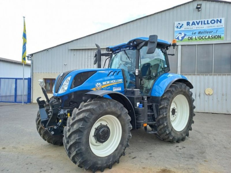 Traktor типа New Holland T7.225AC, Gebrauchtmaschine в VERT TOULON (Фотография 1)
