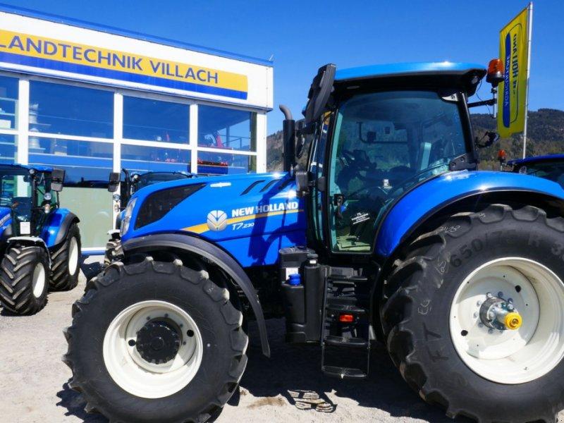 Traktor des Typs New Holland T7.230 Auto Command SideWinder II (Stage V), Gebrauchtmaschine in Villach (Bild 1)