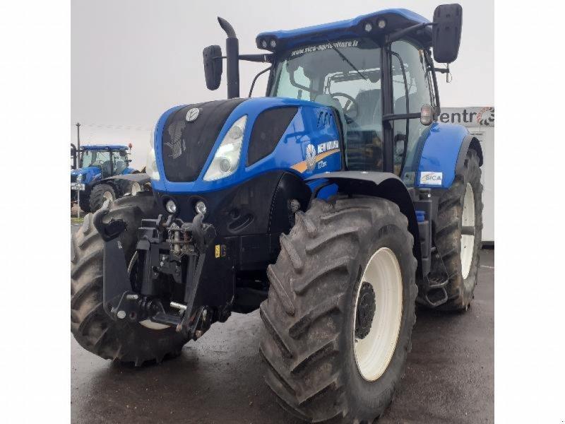 Traktor des Typs New Holland T7.230, Gebrauchtmaschine in HERLIN LE SEC (Bild 1)