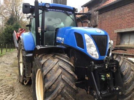 Traktor des Typs New Holland T7.235 PC, Gebrauchtmaschine in HERLIN LE SEC (Bild 2)