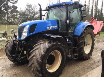 Traktor des Typs New Holland T7.235 PC, Gebrauchtmaschine in HERLIN LE SEC (Bild 1)