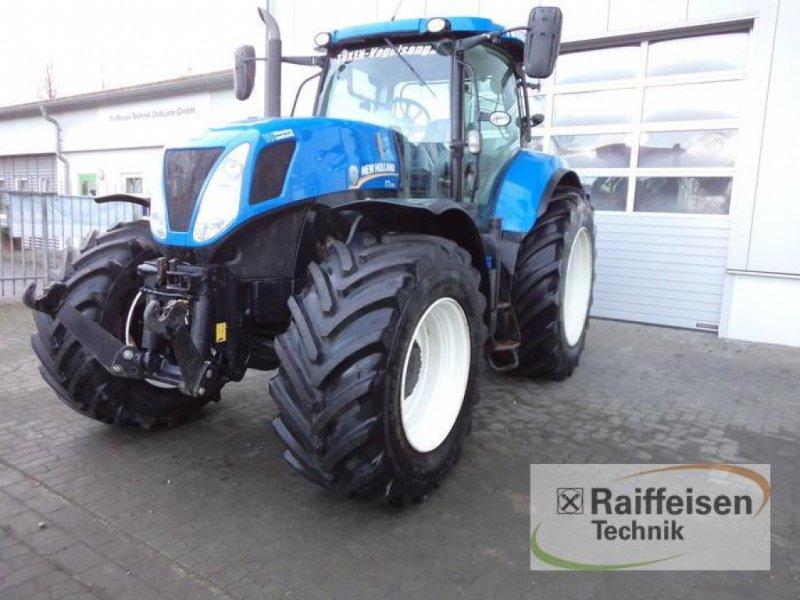 Traktor des Typs New Holland T7.235 Power Command, Gebrauchtmaschine in Eckernförde (Bild 1)