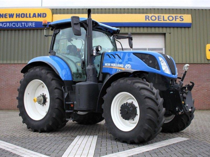 Traktor typu New Holland T7.245PC, Gebrauchtmaschine w BENNEKOM (Zdjęcie 1)