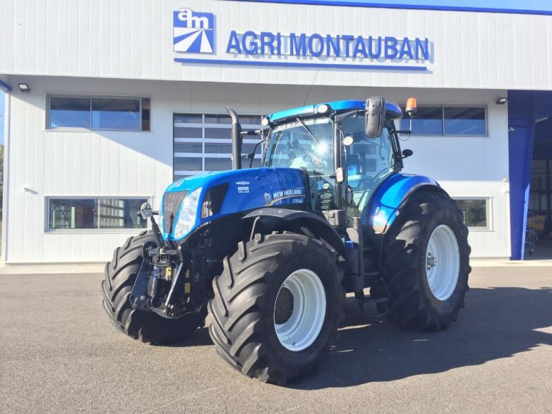 Traktor des Typs New Holland T7.250 AUTOCOMMAND, Gebrauchtmaschine in Montauban (Bild 1)
