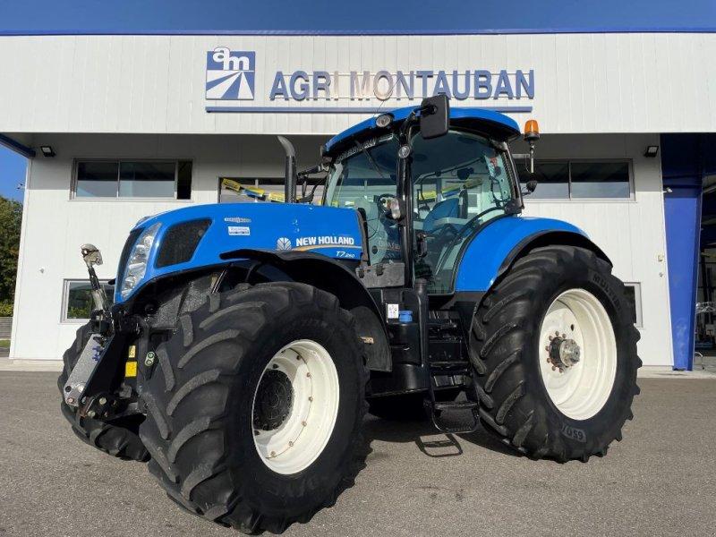 Traktor типа New Holland T7.250 AUTOCOMMAND, Gebrauchtmaschine в Montauban (Фотография 1)