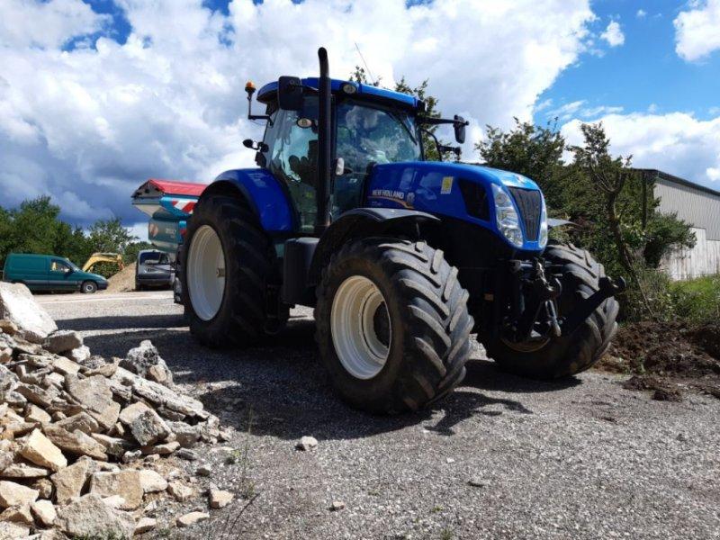 Traktor des Typs New Holland T7.250, Gebrauchtmaschine in CHAUMONT (Bild 1)