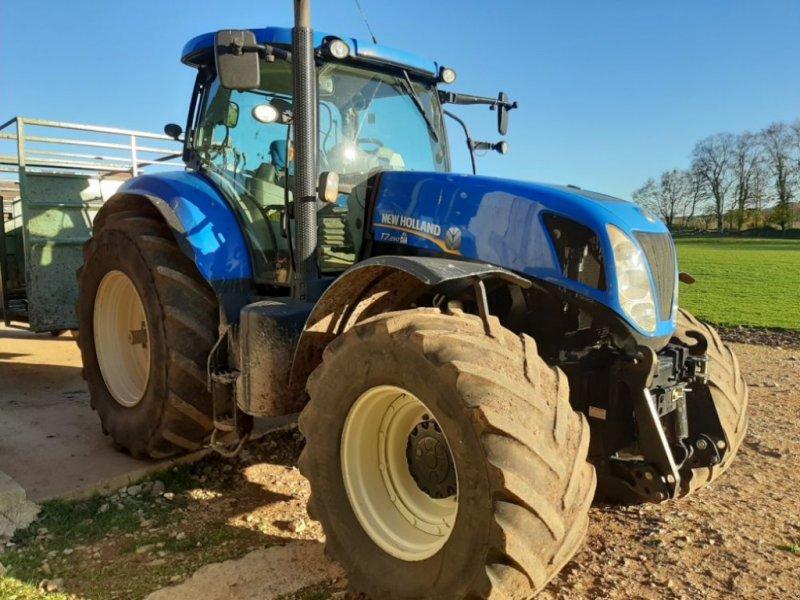 Traktor tip New Holland T7.250, Gebrauchtmaschine in CHAUMONT (Poză 1)
