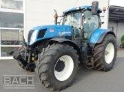 Traktor типа New Holland T7250AC, Gebrauchtmaschine в Boxberg-Seehof