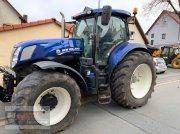 New Holland T7.270 AC - BluePower mit GPS & Neu Bereift Traktor