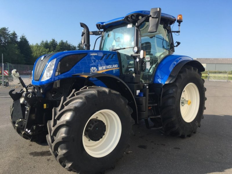 Traktor типа New Holland T7.270 AC Stage V, Gebrauchtmaschine в Farsø (Фотография 1)