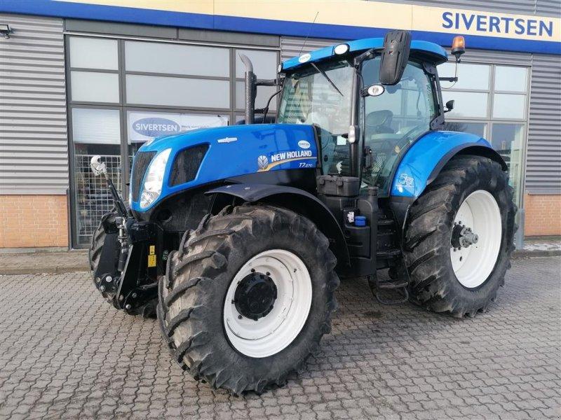 Traktor des Typs New Holland T7.270 AC, Gebrauchtmaschine in Roskilde (Bild 1)