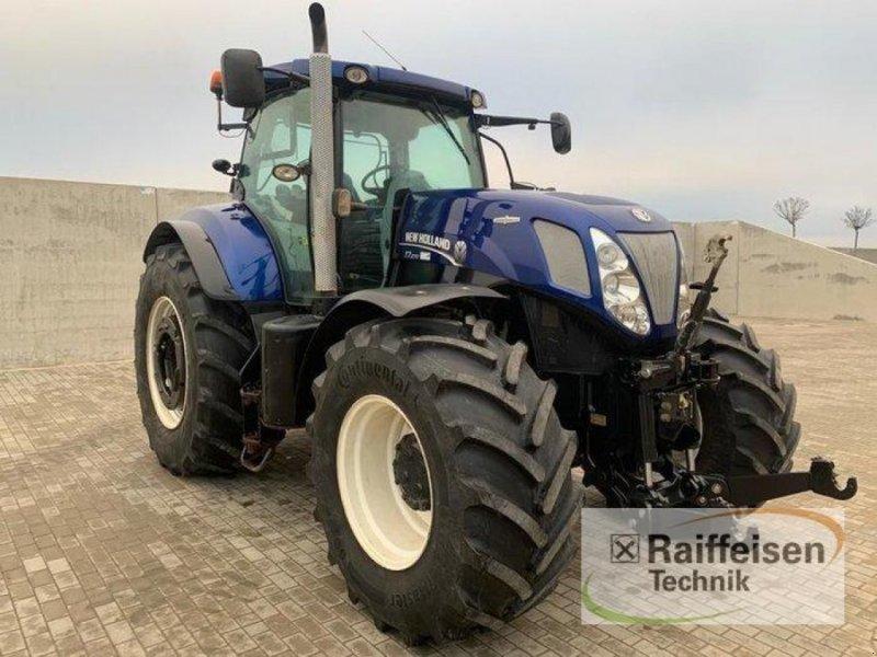 Traktor des Typs New Holland T7.270 AotoCommand, Gebrauchtmaschine in Gnutz (Bild 1)