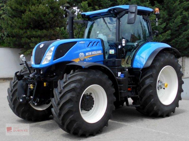 Traktor des Typs New Holland T7.270 Auto Command SideWinder II (Stage V), Neumaschine in Ziersdorf (Bild 1)