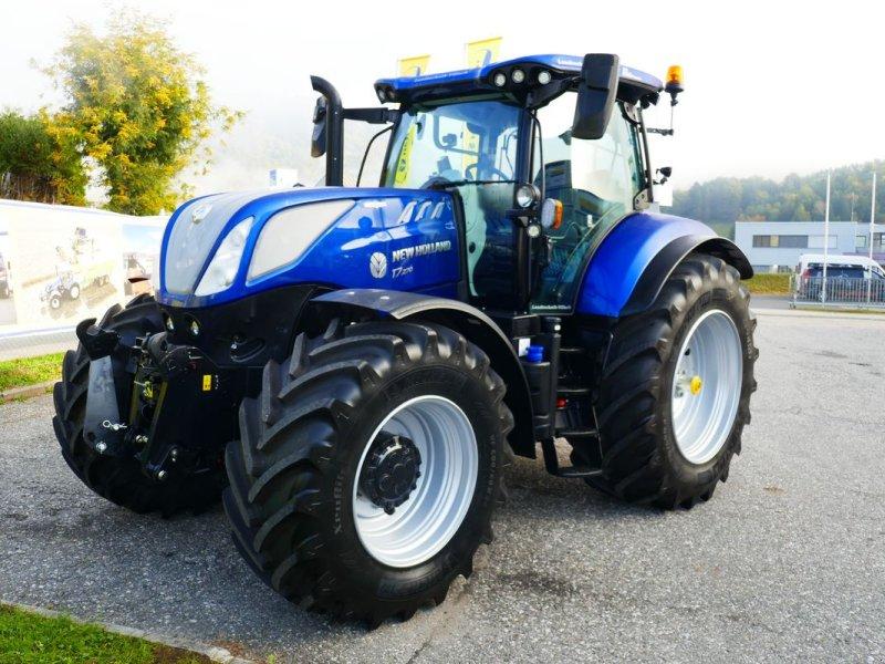 Traktor des Typs New Holland T7.270 Auto Command SideWinder II (Stage V), Gebrauchtmaschine in Villach (Bild 1)