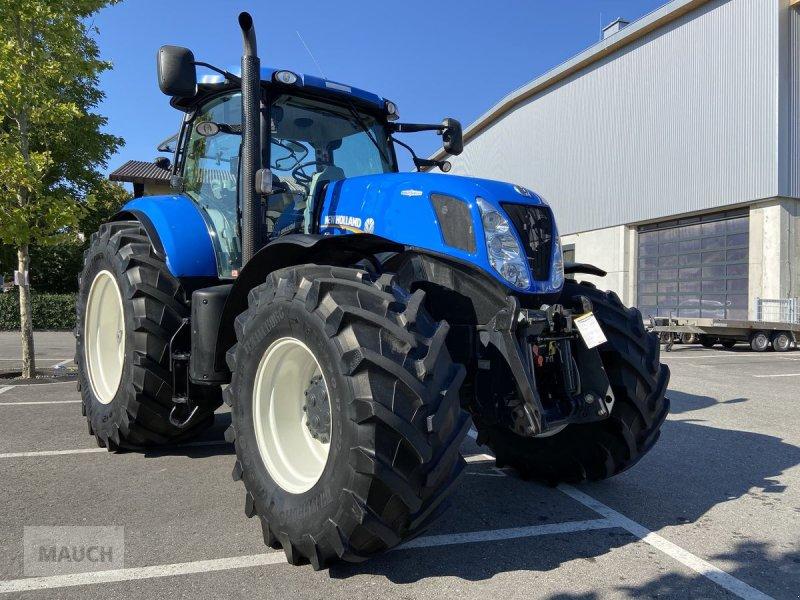 Traktor des Typs New Holland T7.270 Auto Command, Gebrauchtmaschine in Burgkirchen (Bild 1)