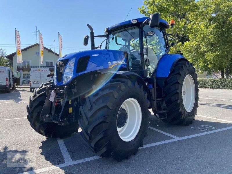 Traktor des Typs New Holland T7.270 Auto Command, Gebrauchtmaschine in Burgkirchen (Bild 2)