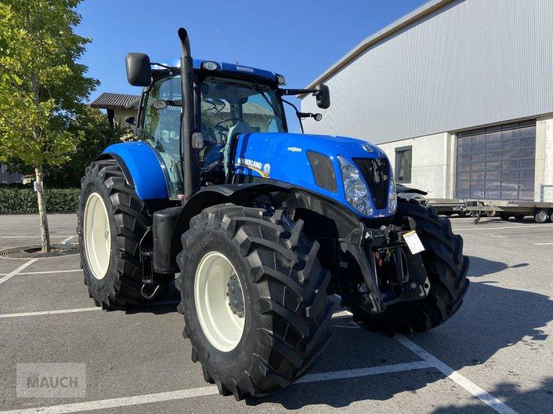 Traktor des Typs New Holland T7.270 Auto Command, Gebrauchtmaschine in Burgkirchen (Bild 3)