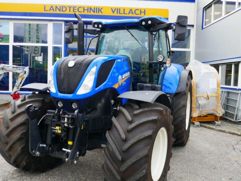 Traktor des Typs New Holland T7.270 SideWinder II, Gebrauchtmaschine in Villach (Bild 1)