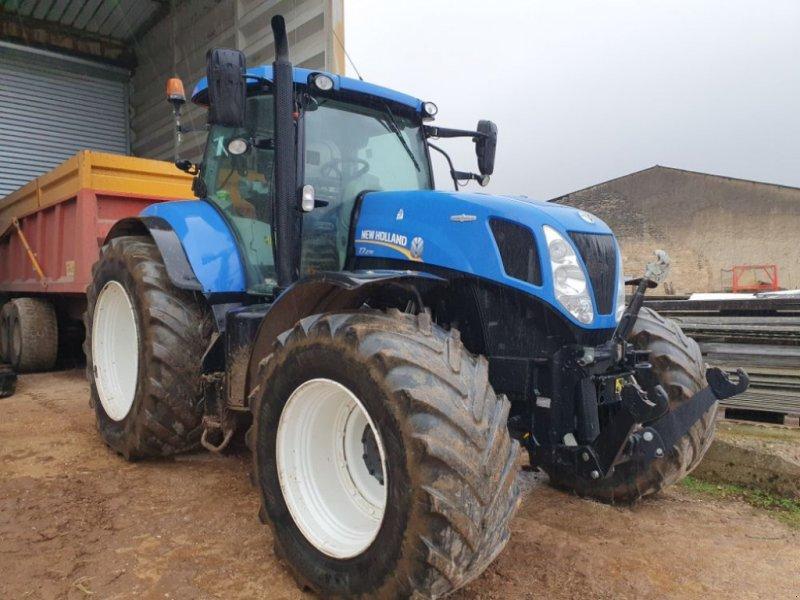 Traktor типа New Holland T7.270, Gebrauchtmaschine в CHAUMONT (Фотография 1)