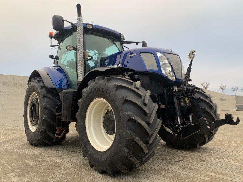 Traktor des Typs New Holland T7.270, Gebrauchtmaschine in Unterpleichfeld (Bild 1)