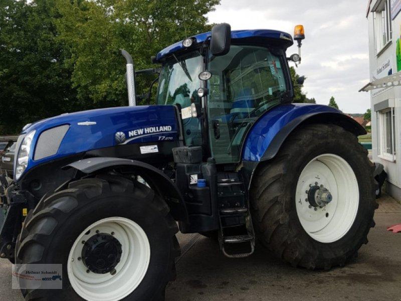 Traktor des Typs New Holland T7.270AC, Gebrauchtmaschine in Werbach-Wenkheim (Bild 5)