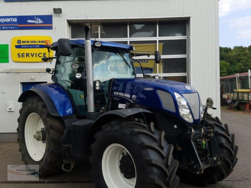 Traktor des Typs New Holland T7.270AC, Gebrauchtmaschine in Werbach-Wenkheim (Bild 1)