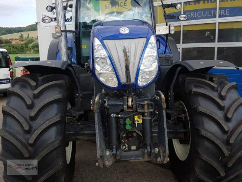 Traktor des Typs New Holland T7.270AC, Gebrauchtmaschine in Werbach-Wenkheim (Bild 3)