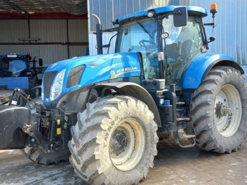 Traktor a típus New Holland T7.270AC, Gebrauchtmaschine ekkor: VERT TOULON (Kép 1)