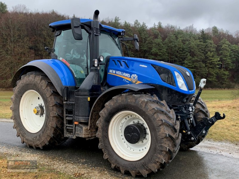 Traktor des Typs New Holland T7.290 HD Vorführmaschine, Neumaschine in Lichtenfels (Bild 6)