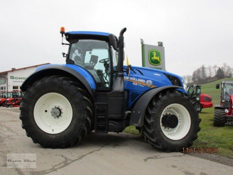 Traktor des Typs New Holland T7.290 HD, Gebrauchtmaschine in Soyen (Bild 1)