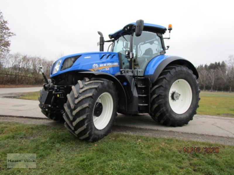 Traktor des Typs New Holland T7.290 HD, Gebrauchtmaschine in Soyen (Bild 2)